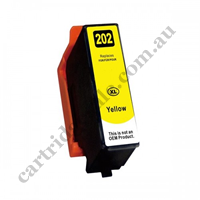 Compatible Epson T02P4/202XL High Yield Yellow Ink Cartridge
