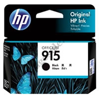 Genuine HP 915 Black (3YM18AA) Ink Cartridge