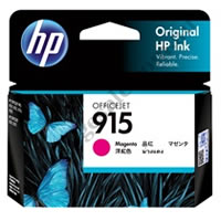 Genuine HP 915 Magenta (3YM16AA) Ink Cartridge