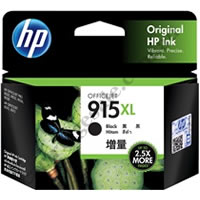 Genuine HP 915XL Black (3YM22AA) Ink Cartridge