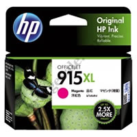 Genuine HP 915XL Magenta (3YM20AA) Ink Cartridge