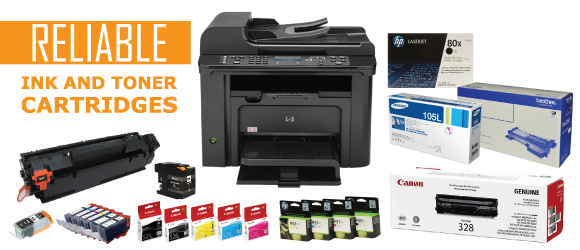 ink cartridges and toner cartridges on sale
