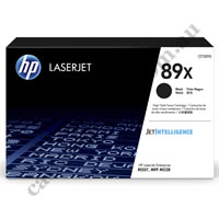 Genuine HP CF289X 89X High Yield Black Toner Cartridge