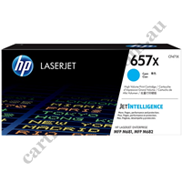 Genuine HP CF471X (657X) Cyan Toner Cartridge