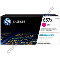 Genuine HP CF473X (657X) Magenta Toner Cartridge