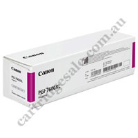Genuine Canon PGI7600XLM High Yield Magenta Ink Cartridge