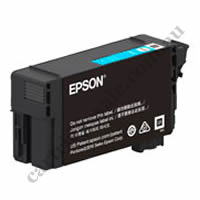 Genuine Epson T40S200  26ml UltraChrome Cyan Ink Cartridge