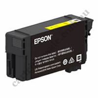 Genuine Epson T40U400  50ml UltraChrome Yellow Ink Cartridge